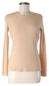 Carolina Herrera Wool Cashmere Longsleeve Sweater