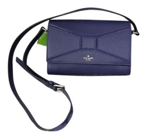 Kate Spade Bridge Place Betsi Leather Cross Body Bag