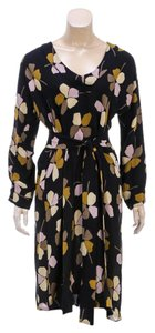 Marni short dress Black/Multicolored on Tradesy