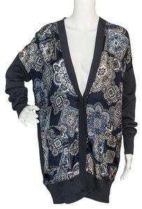 Fabiana Fillippi Silk Cardigan