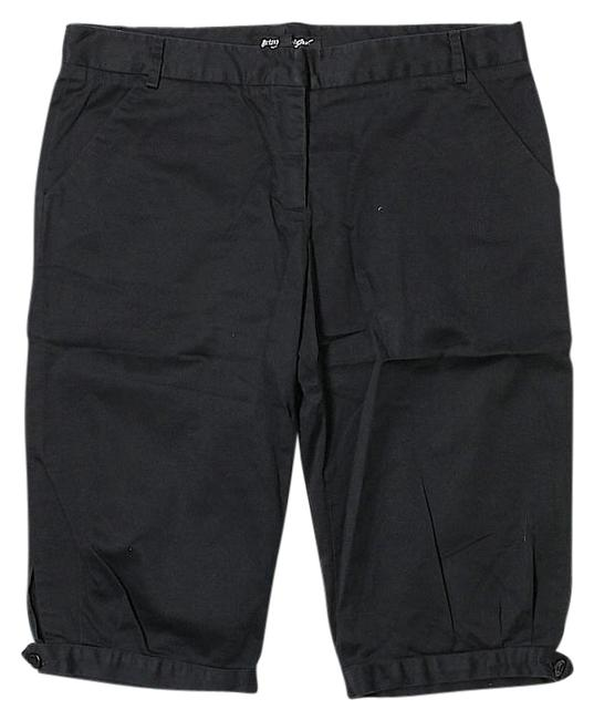 Item - Black Bloomers Shorts Size 6 (S, 28)