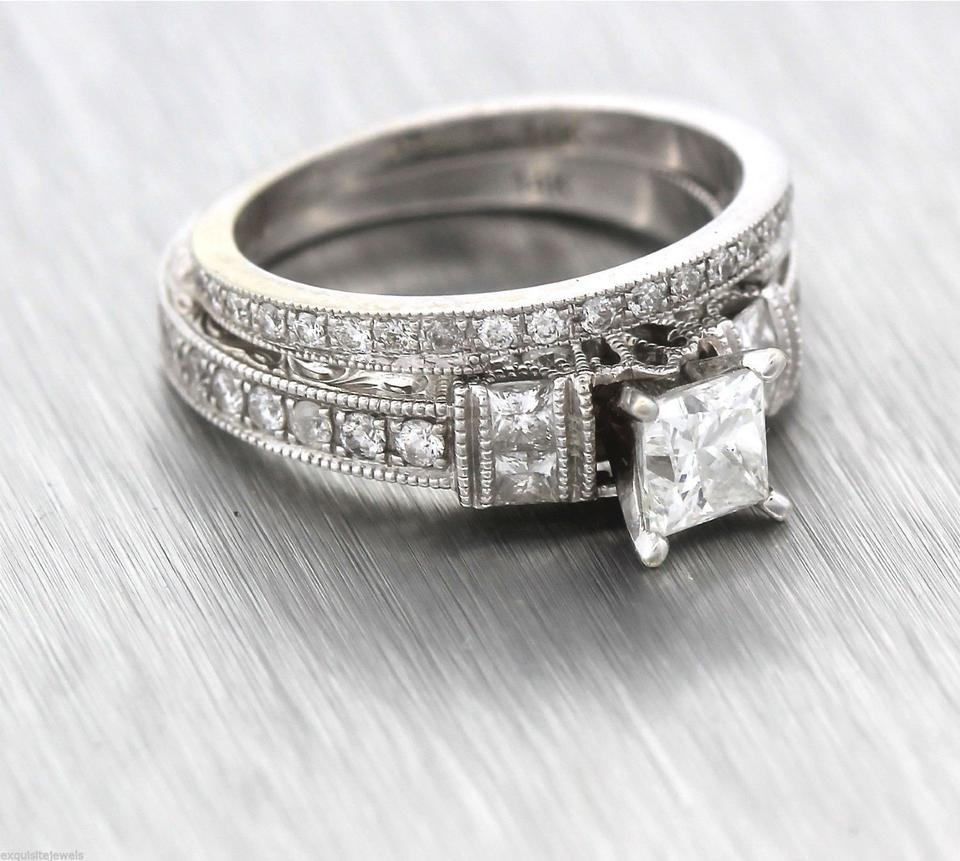 14k white gold 20 egl neil lane 122ctw diamond engagement wedding 123456789 junglespirit Choice Image