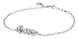 PANDORA SIGNATURE OF LOVE BRACELET 590510CZ