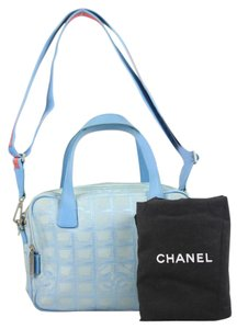 Chanel Quilted Speedy Neverfull Pst Shoulder Bag