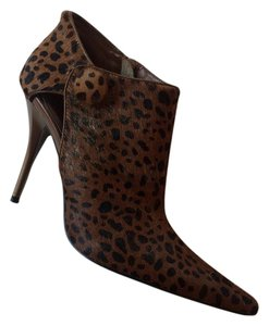 Luichiny Brown Black Boots