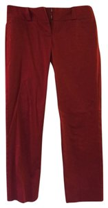The Limited Capris red