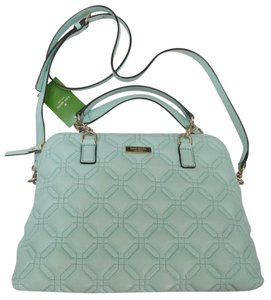 Kate Spade New With Tag Satchel in grace Blue