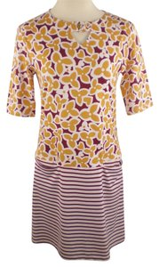 Tracy Negoshian short dress Yellow Keyhole Retro Pocket Nikki on Tradesy