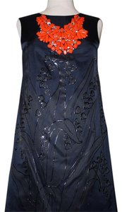 Vera Wang Stones Sleeveless Dress