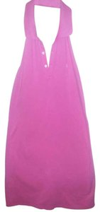 Polo Ralph Lauren short dress pink Halter Knit on Tradesy