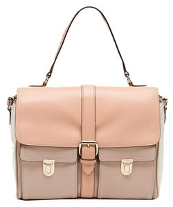 Marc Jacobs Tote Pink Leather blush, pink, gold, cream Messenger Bag