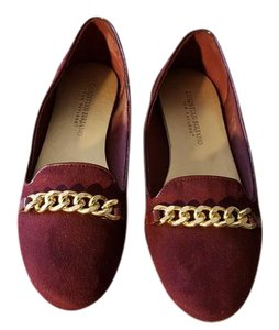 Christian Siriano for Payless Maroon Flats
