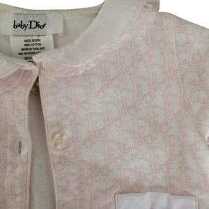 Dior White and pink Jacket