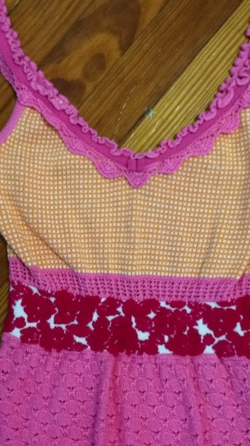 Oilily Top pink/fushia/orange