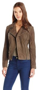 Lucky Brand Suede Motorcycle Jacket