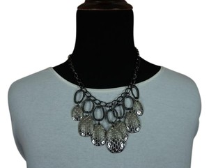 Other Silver Dangle Necklace