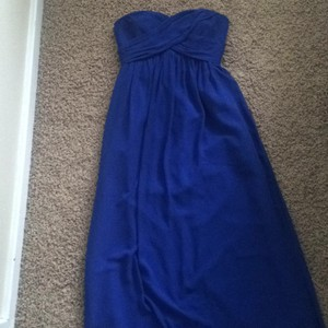 Bill Levkoff Horizon/ Royal Blue Dress
