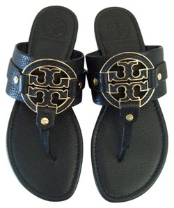 Tory Burch Summer Black Sandals
