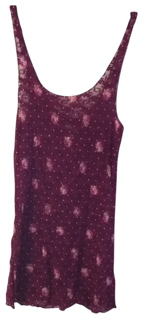 Preload https://item3.tradesy.com/images/free-people-maroon-tank-topcami-size-8-m-161422-0-0.jpg?width=400&height=650