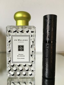 Jo Malone Jo Malone Nashi Blossom 10ML Black Twist Open Refillable Purse Spray
