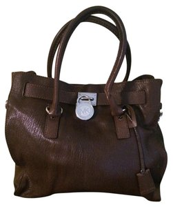 Michael Kors Tote in Coffee Brown