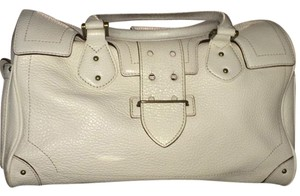 J.Crew Satchel in Off White