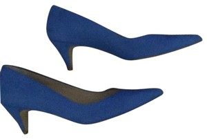 ALDO Blue Pumps