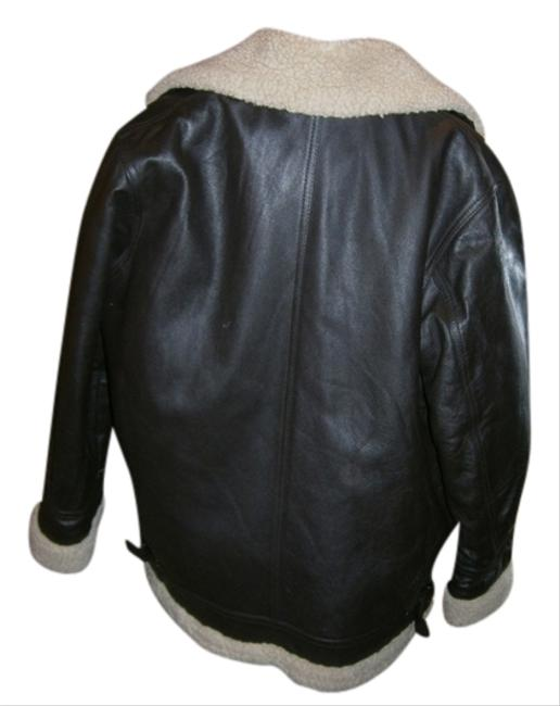 Other dark brown Leather Jacket