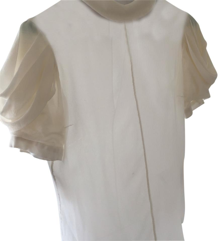 georgia blouse women draped blouses mango drapes ge woman shirts