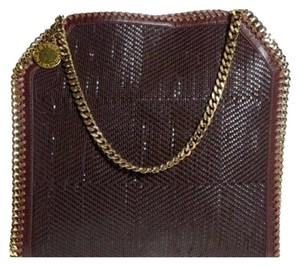 Stella McCartney Tote in Dark Brown
