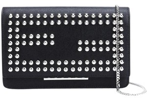 Fendi Studded Night Out Party Special Occassion Cross Body Bag
