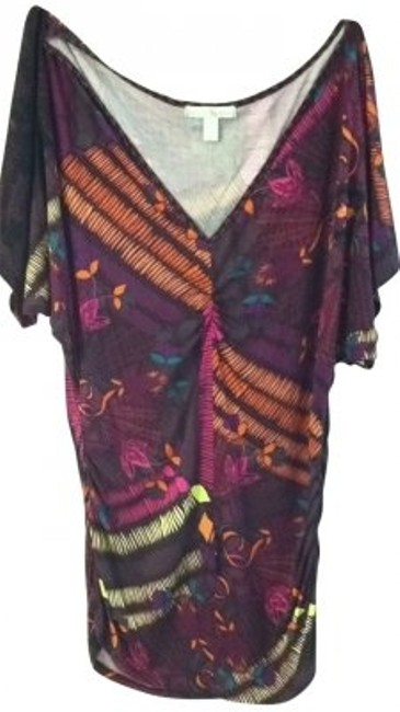Preload https://item5.tradesy.com/images/anthropologie-multicolor-tee-shirt-size-14-l-161434-0-0.jpg?width=400&height=650