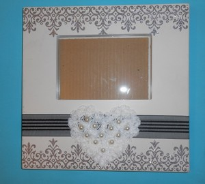 Lovely Photo Frame For Their (or Your) 5