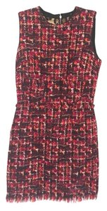 Dolce&Gabbana Tweed Sleeveless Dress