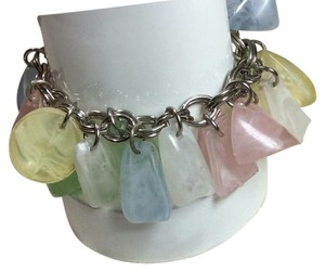 CreativeDesignsby Appealinglady Vintage Pastel Charm Bracelet
