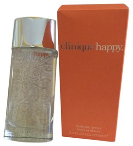 Clinique HAPPY for Women - by CLINIQUE - 3.4 OZ EDP - EAU DE PARFUM PERFUME SPRAY