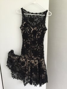 Sue Wong Formal Lace Sequin Dress