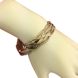 Creative designs by appealinglady Sterling Silver Braided Bracelet