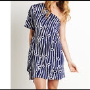 JB by Julie Brown short dress Navy on Tradesy