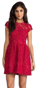 Dolce Vita Lace Organza Dress