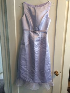Lavender D345-109 Dress