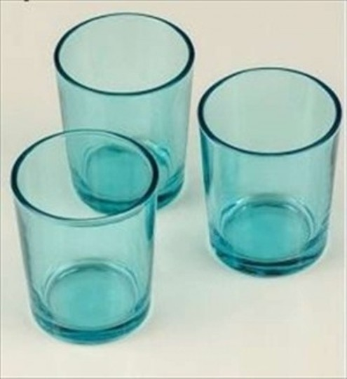 Preload https://item3.tradesy.com/images/tiffany-blue-aqua-turquoise-candle-holder-votive-holder-161497-0-0.jpg?width=440&height=440