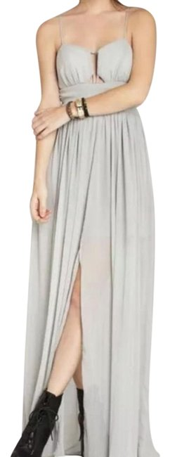 Item - Icy Grey Long Casual Maxi Dress Size 8 (M)