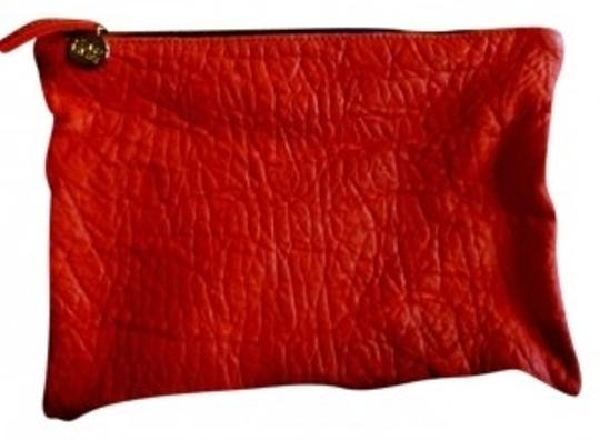 Preload https://item4.tradesy.com/images/clare-v-poppy-red-leather-clutch-161503-0-0.jpg?width=440&height=440