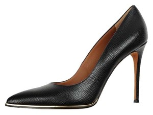 Givenchy Leather Pump Work black Pumps