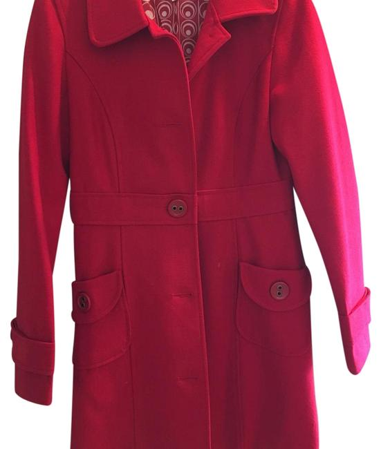 Item - Red Coat Size 8 (M)