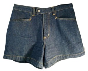 Pepe Jeans Denim Mini/Short Shorts blue denum
