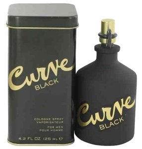 Liz Claiborne CURVE BLACK by LIZ CLAIBORNE Cologne Spray for Men ~ 4.2 oz / 125 ml