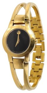 Movado Movado Amarosa Gold Tone Ladies Watch