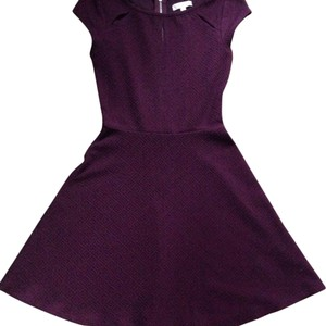 Socialite Textured Cut-out Dress